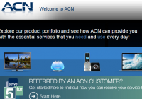 What is ACN