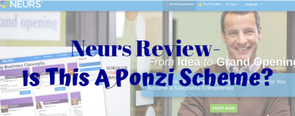 Neurs Review Is This A Ponzi Scheme