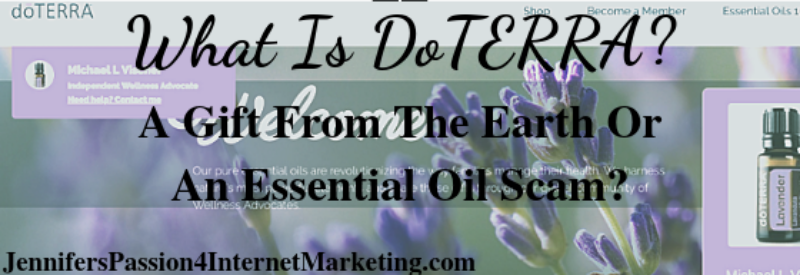 What Is DoTERRA