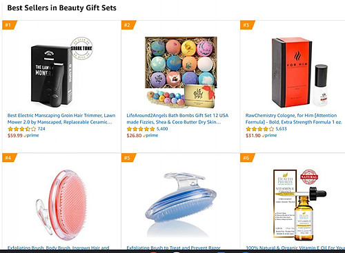 Amazon Beauty Gift Sets Best Sellers