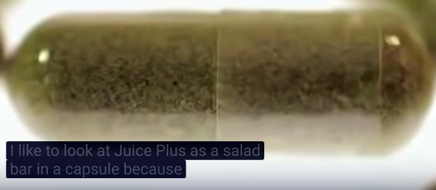 Juice Plus As A Salad Bar