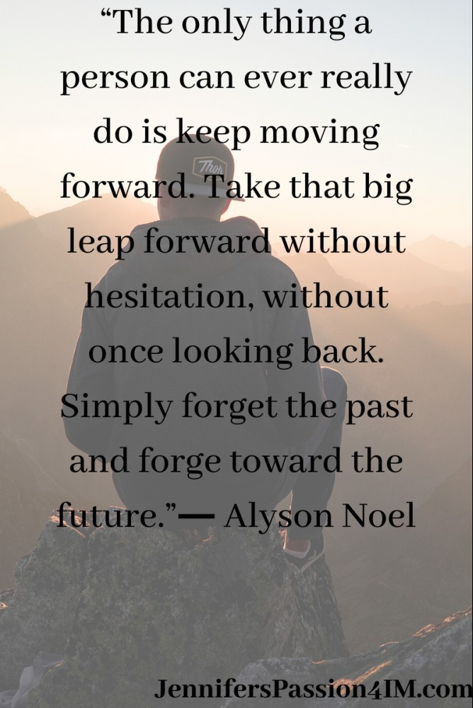 Success Quote By Alyson Noel