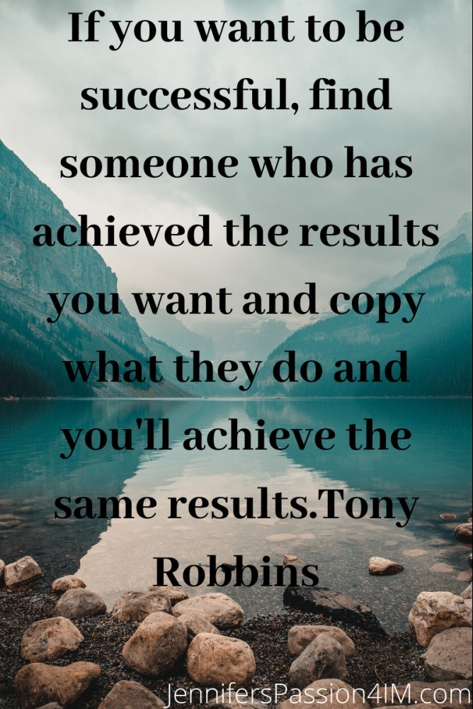 Success Quote By Tony Robbins